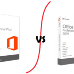 Difference between Office 2016 and Office 2019