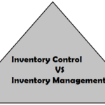 Difference between Inventory Control and Inventory Management