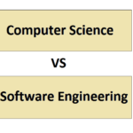 Difference Between Computer Science And Software Engineering