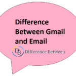 Difference Between Gmail and Email