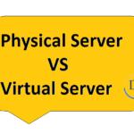 physical vs virtual server