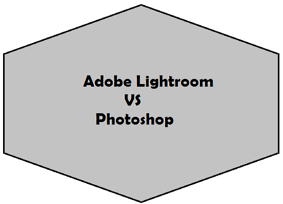 Adobe Lightroom and Photoshop
