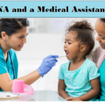 Difference Between a CNA and a Medical Assistant