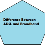 Difference between ADSL and Broadband