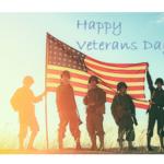 Happy Veterans Day 2020
