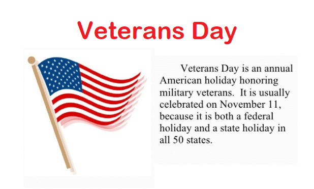 what is veterans Day